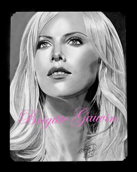 Charlize Theron by BrigitteGo